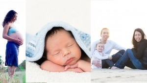 Bellies, babies, and families photos