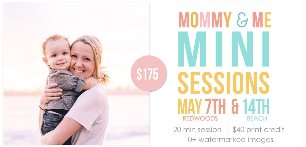 Mother's day special photoshoot event