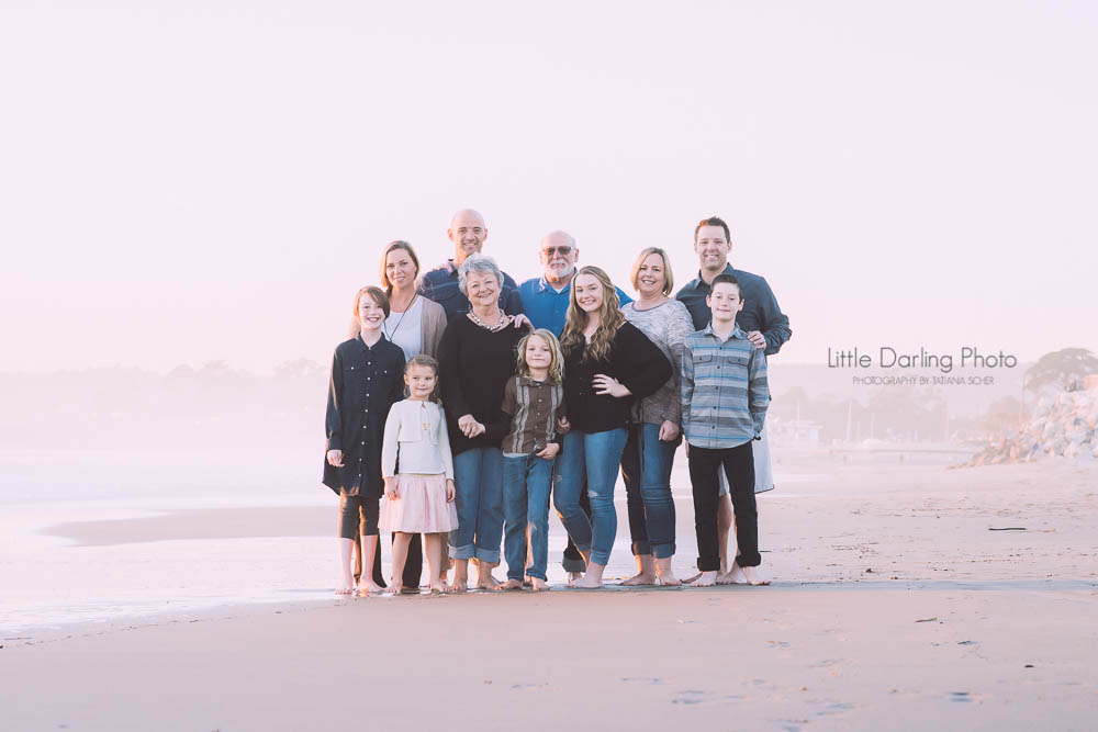Family photography Santa Cruz