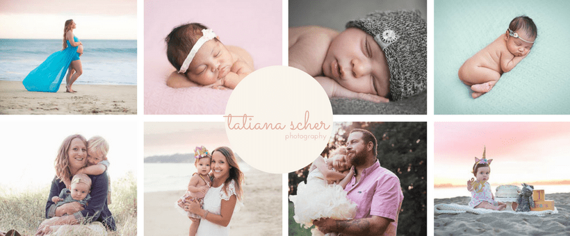 Maternity photography based in Santa Cruz