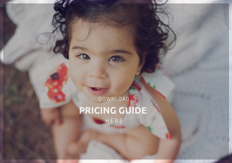 Pricing guide monterey photographer