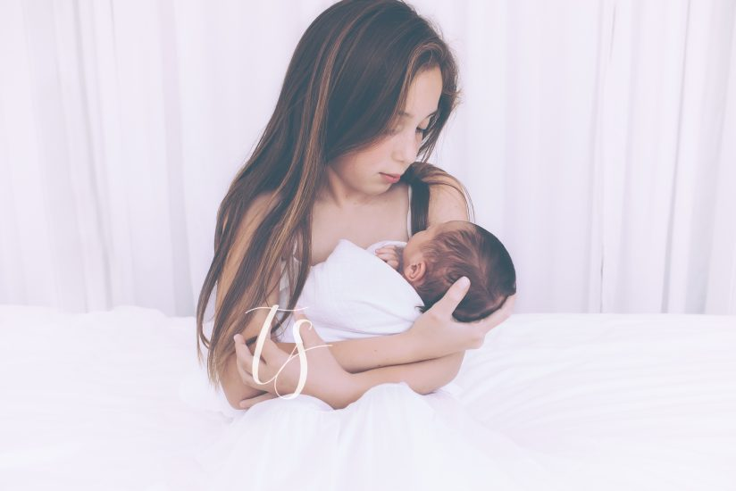 Carmel based newborn photographer