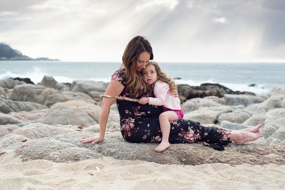 Carmel best maternity photographer