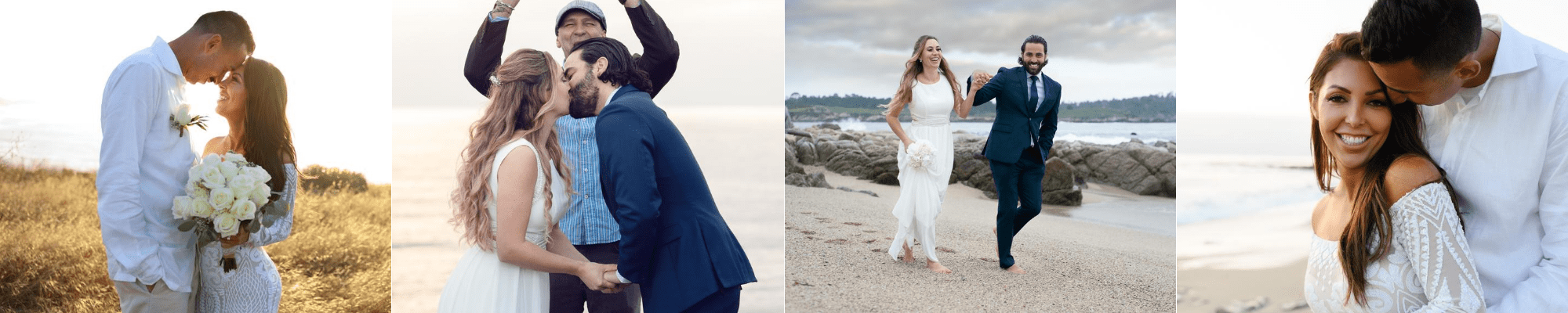Carmel CA elopement photography
