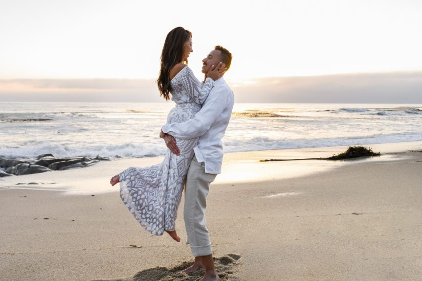 Carmel CA elopement photography