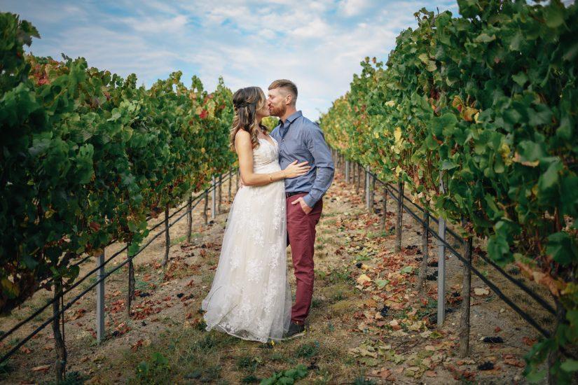 Carmel CA elopement photo