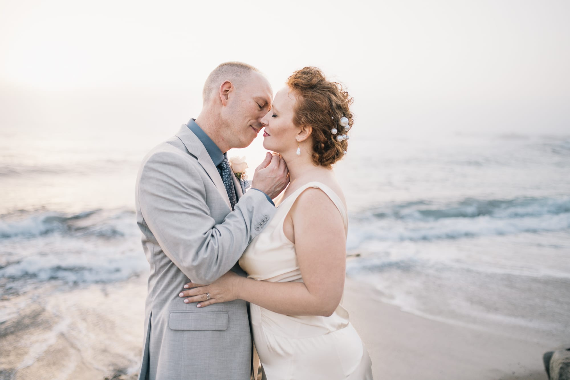 Carmel by the sea elopement