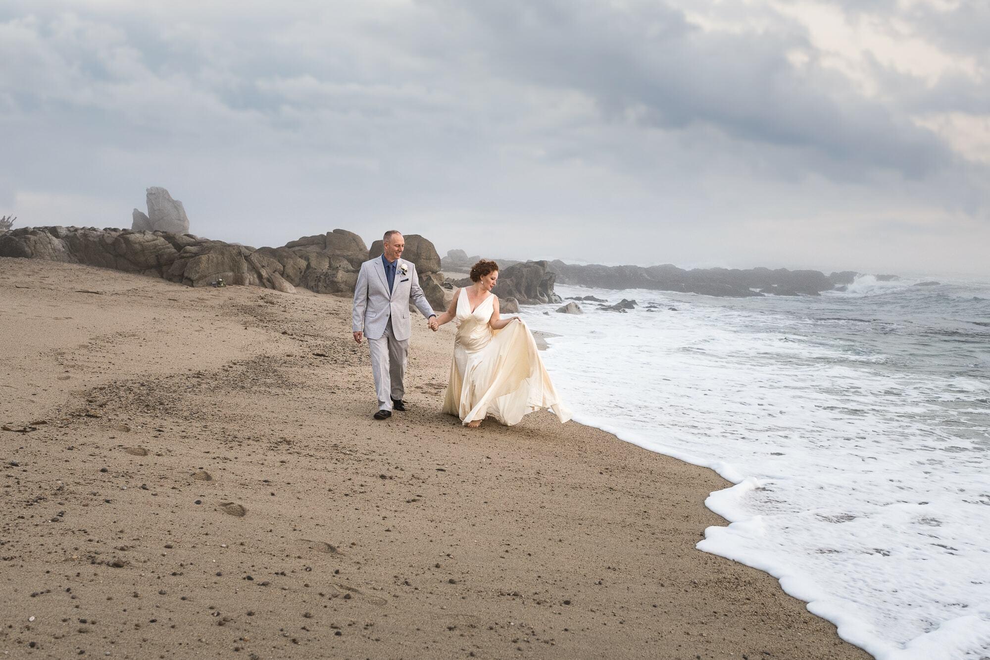 Carmel elopement