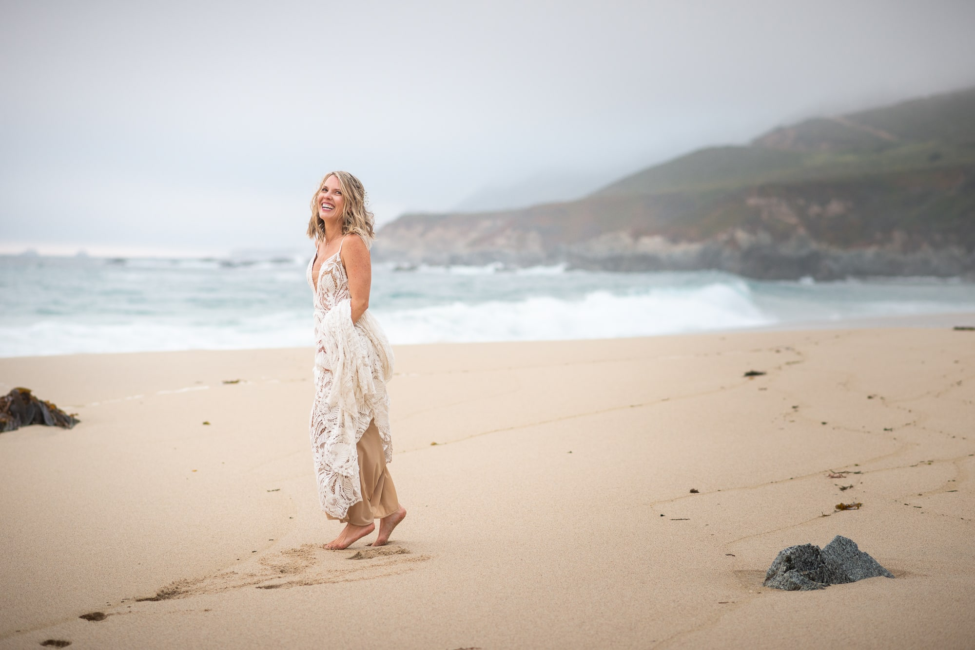 Eloping bride