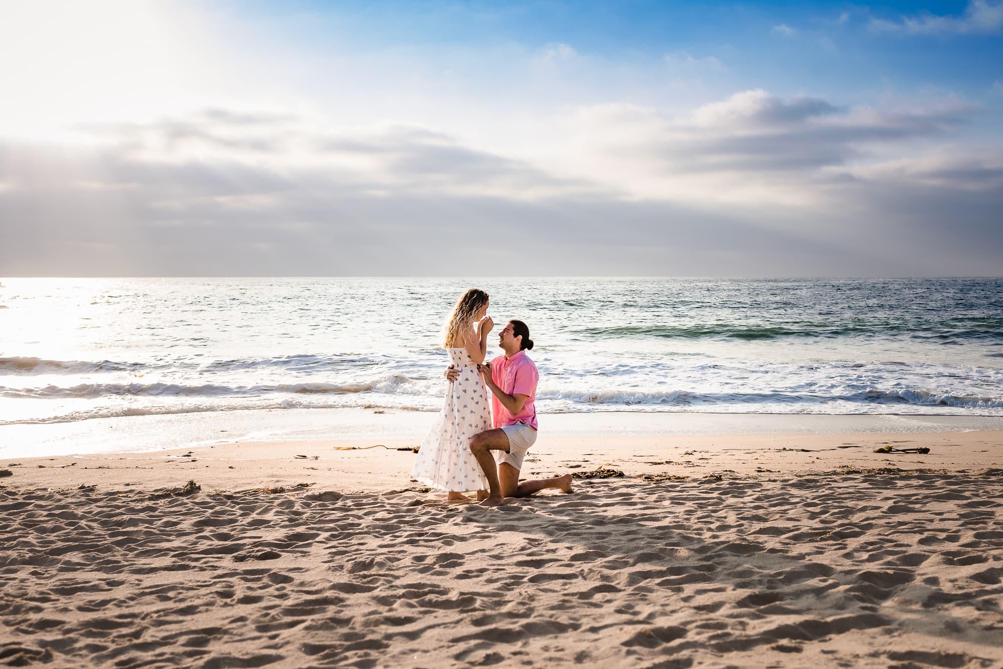 Proposal in Big Sur