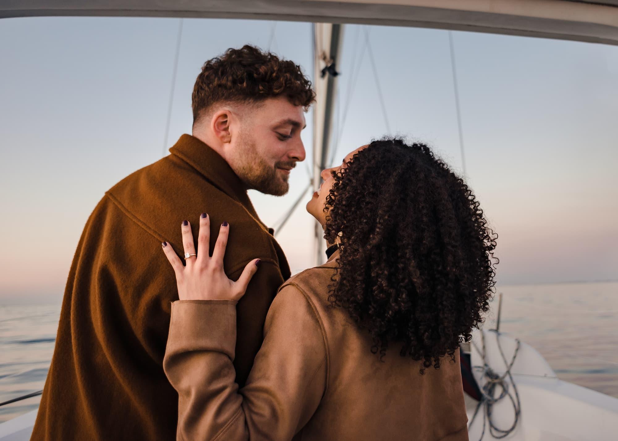 Engagement photography Monterey CA